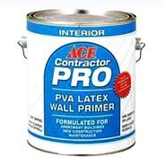 Ace Paint Contractor Pro Interior PVA Wall Primer