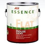 Ace Paint Краска фасадная Essense shield flat latex house paint