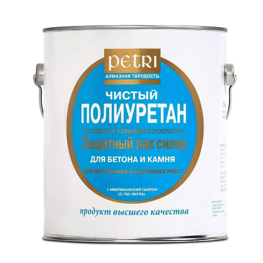Купить лак по бетону полиуретановый приготовление цементного раствора в ведрах