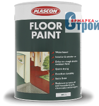 Kansai FLOOR Paint / Кансай Флур Пейнт краска для пола