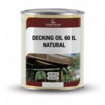 Borma Wachs Датское масло DECKING OIL IL NATURAL