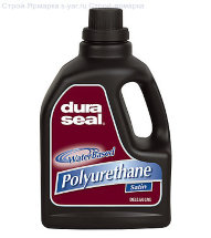 Dura Seal Water Based Polyurethane