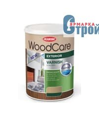 Plascon Woodcare Prem WB Ext Varnish Gloss Clear / Пласкон Вудкеа Прем ВБ Экст Варниш Глосс Клир лак по дереву