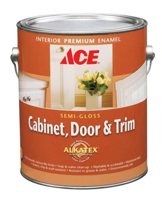 Ace Paint Cabinet, Door & Trim