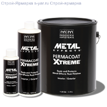 Защитный лак Metal Effects Permacoat Xtreme (AM204)