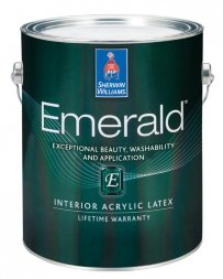 Краска Sherwin Williams Emerald Interior Acrylic Latex Paint