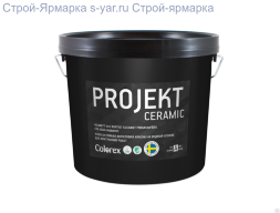 Colorex PROJEKT Ceramic  0,9 л.