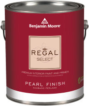 550. Regal Select Waterborne Interior Paint - Pearl (Жемчужный блеск)