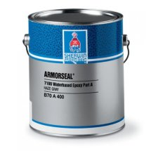 Краска для пола Sherwin-Williams ArmorSeal Tread-Plex WB Acrylic Coating