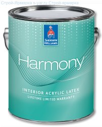 Краска Sherwin Williams Harmony